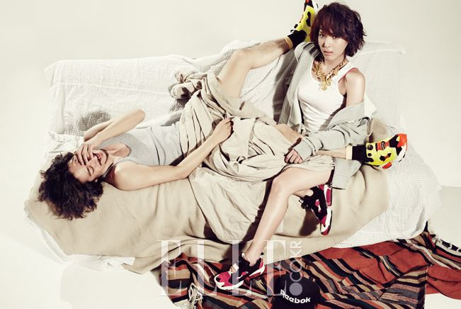 Yoon Mirae et Tiger JK - Elle